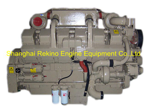 Chongqing CCEC Cummins KT38-P780 Stationary P type pump diesel engine motor 780HP 1800RPM