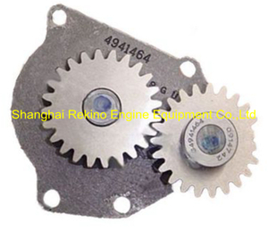 Cummins 6LT oil pump 4941464 engine parts