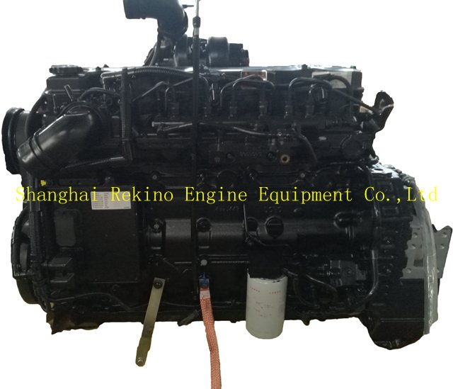 DCEC Cummins QSB6.7-C155-30 construction industrial diesel engine motor 155HP 2000RPM