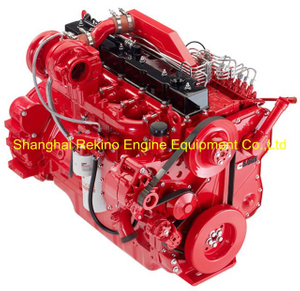 Guangxi Cummins industrial power QSL9.3 diesel engine for wheel loader (220-245HP)