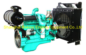DCEC Cummins 6LTAA9.5-G1 G drive diesel engine motor for generator genset 290KW 1500RPM