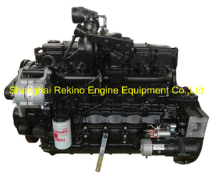 DCEC Cummins QSB6.7-C205-30I construction industrial diesel engine motor 205HP 1800RPM