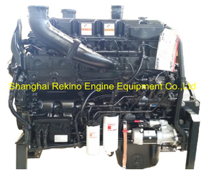 DCEC Cummins QSZ13-C525-30 Construction industrial diesel engine motor 525HP 1900RPM