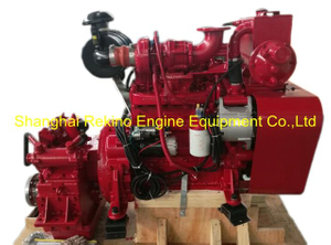 Cummins 4BTA3.9-M120 rebuilt reconstructed marine diesel engine (120HP 2400-2500RPM)