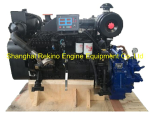 Cummins 6BTA5.9-M150 rebuilt reconstructed marine diesel engine (150HP 1800-2200RPM)