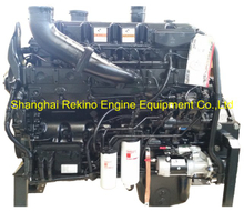 DCEC Cummins QSZ13-C380-30 Construction industrial diesel engine motor 380HP 1900RPM